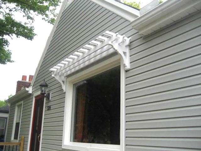 8 Picture Window Trellis